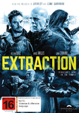 Extraction on DVD
