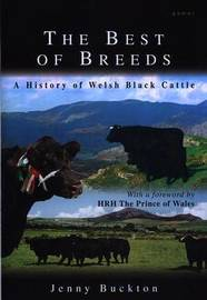 Best of Breeds, The - A History of Welsh Black Cattle by Jenny Buckton image