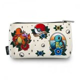Loungefly Pokemon Tattoo Print Pencil Case