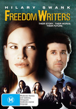 Freedom Writers on DVD