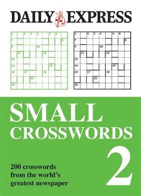 The Daily Express: Small Crosswords 2 image