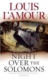 Night Over The Solomons by Louis L'Amour image