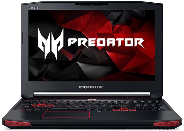 "Acer Predator 15 G9-593-71J0 15.6"" Gaming Laptop Intel Core i7-7700HQ, 16GB RAM, GTX 1070 8GB"