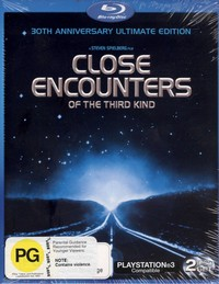 Close Encounters of the Third Kind - 30th Anniversary Ultimate Edition on Blu-ray image
