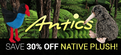 30% off Native Plush