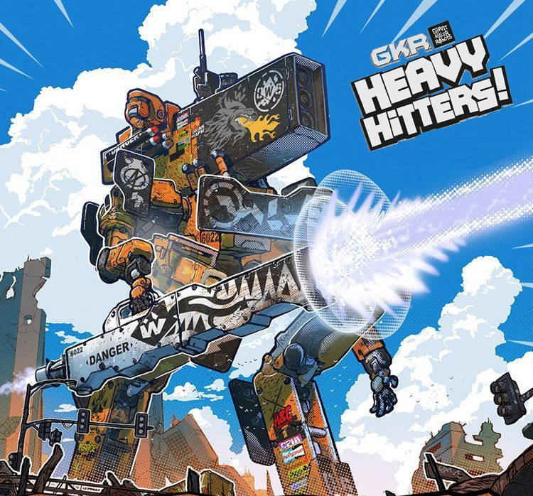 GKR: Heavy Hitters image