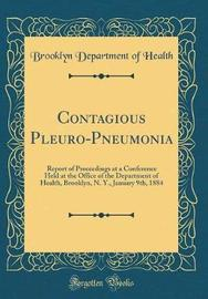 Contagious Pleuro-Pneumonia by Brooklyn Department of Health image