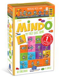 Mindo: Robot - My First Logic Game
