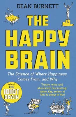 The Happy Brain by Dean Burnett image