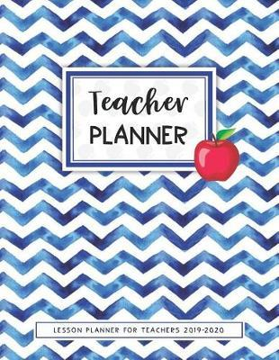 Lesson Planner for Teachers 2019-2020 by Michelia Creations