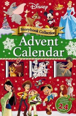 Disney: Advent Calendar 24 Book Set