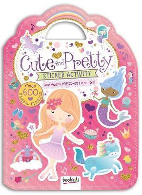 Cute & Pretty - Sticker Activity Book