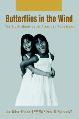 Butterflies in the Wind by Jean N Erichsen image