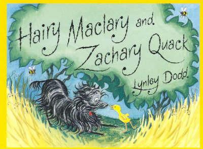 Hairy Maclary and Zachary Quark by Lynley Dodd image
