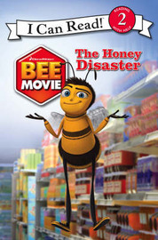 The Honey Disaster: Bk. 2: I Can Read image