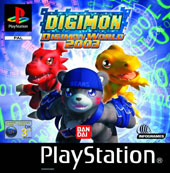 Digimon World 3 for
