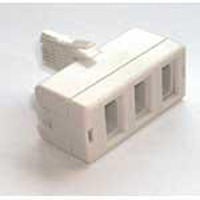 Digitus Telephone 3 Way Splitter image