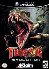 Turok Evolution for GameCube