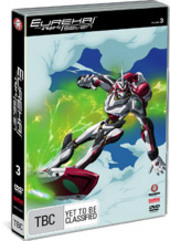 Eureka Seven - Vol 3 on DVD