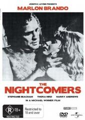 The Nightcomers on DVD