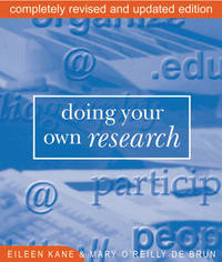 Doing Your Own Research by Eileen Kane