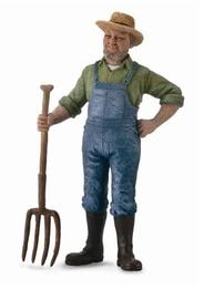 Collecta - Male Farmer