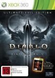 Diablo III: Ultimate Evil Edition for Xbox 360