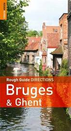 Rough Guide Directions Bruges and Ghent by Phil Lee image