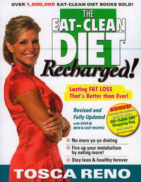 The Eat-clean Diet Recharged by Tosca Reno image