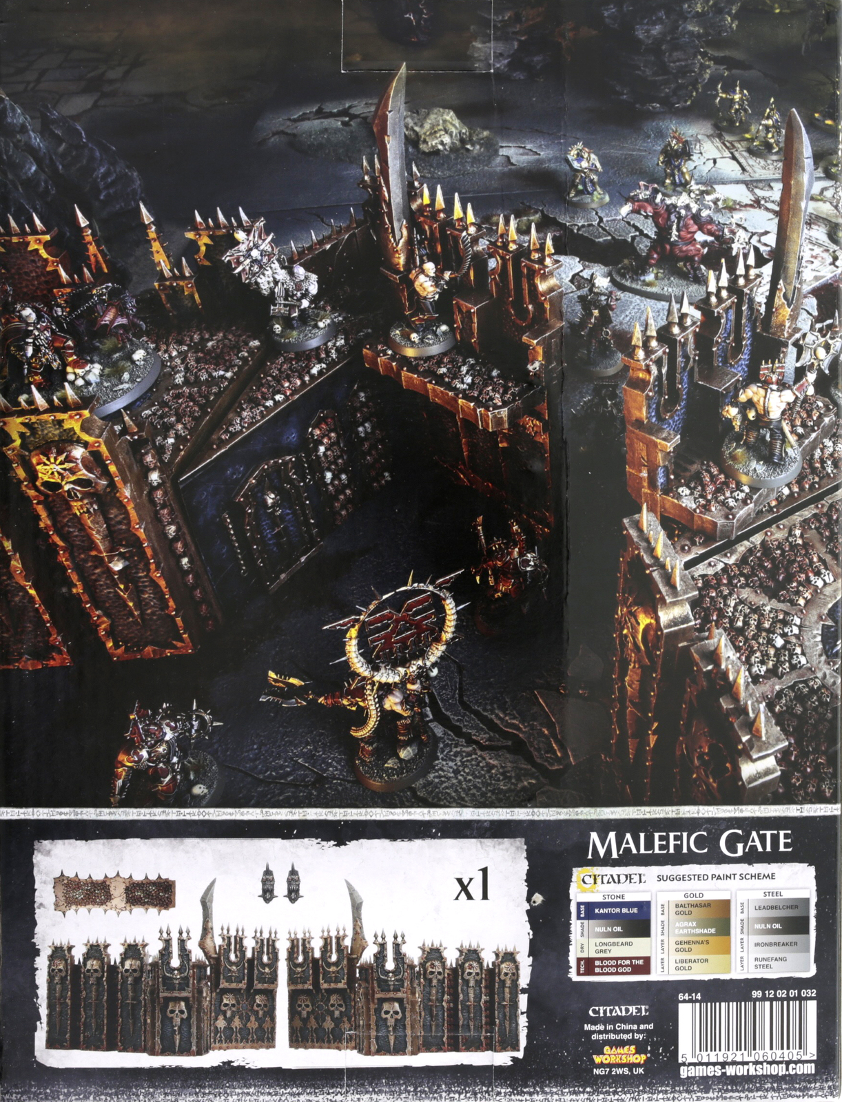 Chaos Dreadhold: Malefic Gate image