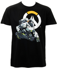 Overwatch Winston T-Shirt (Small)