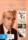 Anthony Quinn - Triple Pack DVD