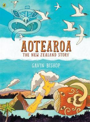 Aotearoa: The New Zealand Story by Gavin Bishop image