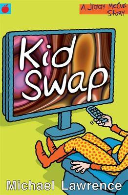 Jiggy McCue: Kid Swap by Michael Lawrence image