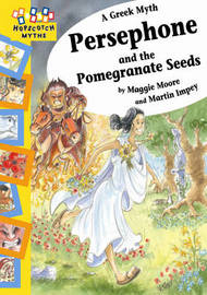 Persephone and the Pomegranate Seeds by Maggie Moore image