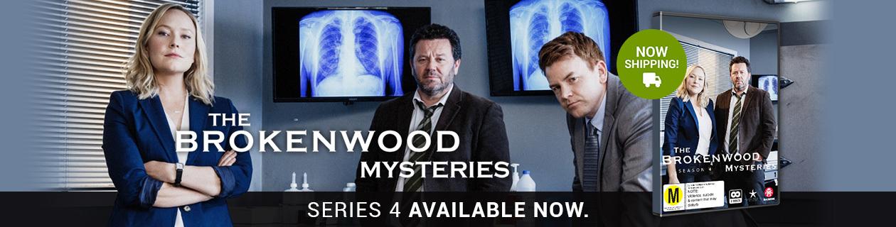The Brokenwood Mysteries Series 4