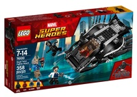 LEGO Super Heroes: Royal Talon Fighter Attack (76100)