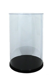 "Hobby Base: Model Cover - (11"" Round/Clear)"