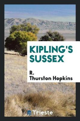 Kipling's Sussex by R.Thurston Hopkins image