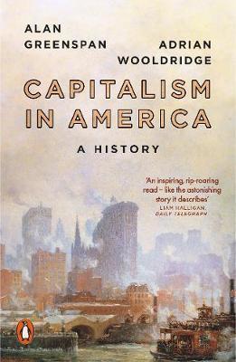 Capitalism in America by Alan Greenspan image