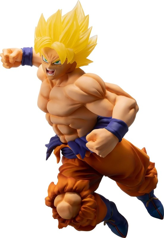 Dragon Ball Z: Super Saiyan Son Goku '93- PVC Figure