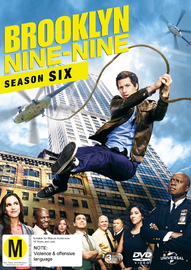 Brooklyn Nine-Nine - The Complete Sixth Season on DVD