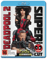 Deadpool 2 on Blu-ray, DC