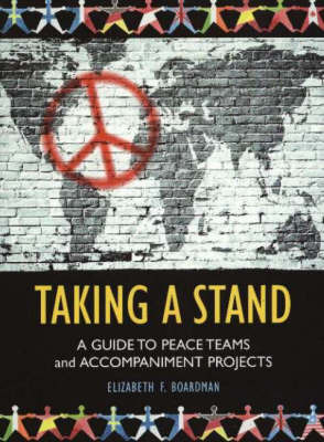 Taking a Stand by Elizabeth F. Boardman image