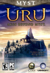 Uru: Ages Beyond Myst for PC Games
