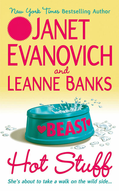 Hot Stuff (Hot series) by Janet Evanovich image