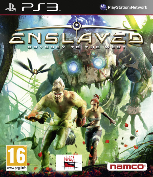 Enslaved: Odyssey to the West (PS3 Essentials) for PS3