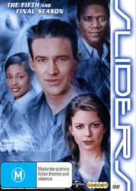 Sliders - Season 5 on DVD