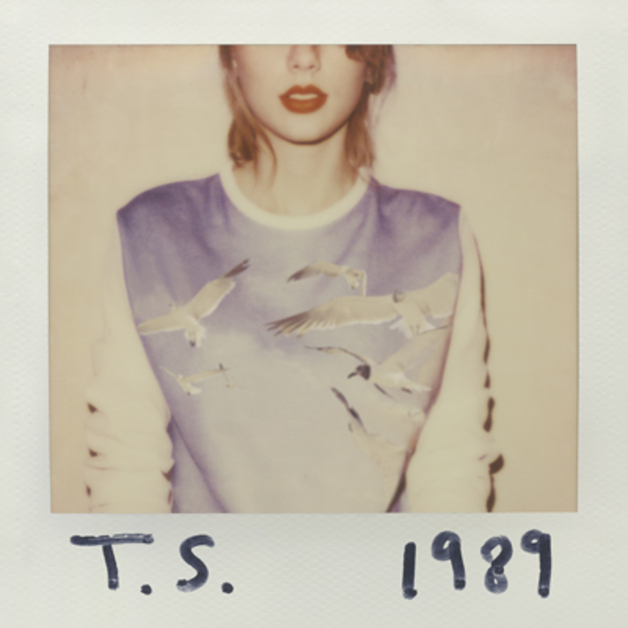 1989 (Standard Jewel Case) by Taylor Swift