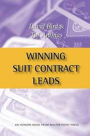 Winning Suit Contract Leads by David Bird